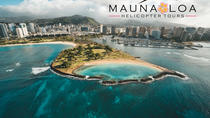 45 Minute Helicopter Tour Over Oahu, Oahu, Helicopter Tours