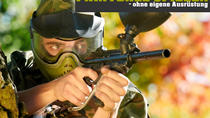 Paintball Spielen, Berlin, Paintball