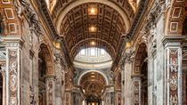 No Wait Dedicated Access: St Peter's Basilica including Vatican Mosaic Studio, Rome, Skip-the-Line ...