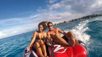 Bora Bora Water Sports: Wakeboarding, Waterskiing or Tubing, Bora Bora, Tubing