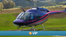 Viator VIP: Cape Winelands Meal and Wine Helicopter Tour from Cape Town, Kapstaden