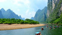 Guilin to Yangshuo Li River bamboo Cruise(official operator), Guilin, Day Cruises