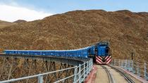 2-day Train to the Clouds, Salinas Grandes, and Humahuaca tour, Salta