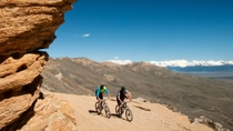 Aventura de Bicicleta Descendo por El Calafate, El Calafate, Bike & Mountain Bike Tours