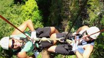 Boca da Onça Waterfall Rappelling Tour from Bonito, Bonito, Climbing