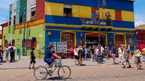 Buenos Aires Bike Tour: San Telmo and La Boca Districts, Buenos Aires, Multi-day Tours