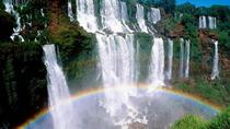 Full Day Tour to Iguazú Waterfalls Brazilian Side with Optional Itaipu Dam from Puerto...