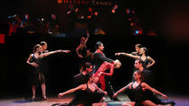 Madero Tango Show with Optional Dinner in Buenos Aires, Buenos Aires