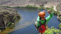 River Rafting and Zipline Tour from Salta with Argentine BBQ Lunch, Salta, Half-day Tours