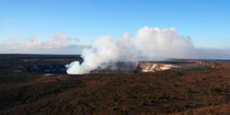 Big Island-Tour, kleine Gruppe: Hawaii Volcanoes National Park und Kona-Kaffeefarm, Big Island ...