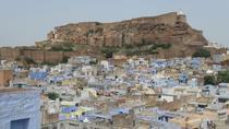 Jodhpur - Mehrangarh the Sita wayCook in a Blue House, Jodhpur, Day Trips