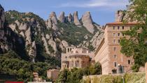 Magic Montserrat and Gaudi's Colonia Güell Half Day Tour, Barcelona, Day Trips