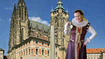 Historical Walking Tour with Costumed Guide, Prague, City Tours