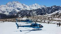 Helicopter Flight with Snow Landing, Franz Josef & Fox Glacier, Helicopter Tours