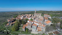 Istrian hilltops treasures from Umag Novigrad Rovinj Pula Medulin, Pula, Day Trips