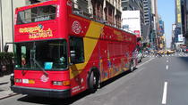 City Sightseeing i New York på hopp-på-hopp-av-tur, New York City, Hop-on Hop-off Tours