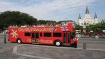 City Sightseeing New Orleans hop on hop off-rundtur, New Orleans