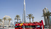 Hoppa på/hoppa av-rundtur i Dubai med City Sightseeing, Dubai, Hop-on Hop-off Tours