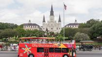 Visite en bus à arrêts multiples à la Nouvelle-Orléans, New Orleans, Hop-on Hop-off Tours