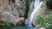 Hike Polilimnio waterfalls, Kalamata, Hiking & Camping