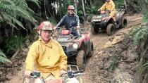 Mighty Mud Track - QUADS, Greymouth, 4WD, ATV & Off-Road Tours