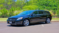 Private Arrival Transfer: Kona International Airport to Big Island Hotels, Hawaï (het Grote ...