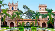 San Diego and Tijuana Combo Tour with Optional Harbor Cruise, San Diego, Hop-on Hop-off Tours