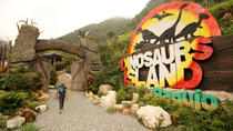 Billet d'attraction de l'île des dinosaures de Baguio, Luzon, Attraction Tickets
