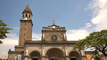 Manila Layover Tour: Overnight City sightseeing with Round-Trip Airport Transfer, Manila