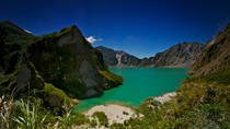 Mt. Pinatubo Crater Day Trip from Manila Including 4x4 Adventure and Hike, Manila, Overnight Tours