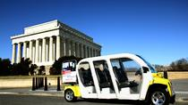 Capitol Hill and DC Monuments Tour by Electric Cart, Washington DC, Night Tours