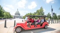Capitol Hill and DC Monuments Tour by Electric Cart, Washington DC, Full-day Tours