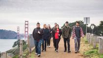 San Francisco Coastal Walking Tour from the Golden Gate Bridge to Cliff House, San Francisco, Bike ...