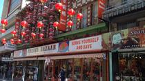 Teas Temples and Beatniks Tour Including Chinese Tea and Dessert Tastings, San Francisco, City Tours