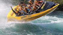 Waikato River Jet Boat Ride, Taupo, Adrenaline & Extreme
