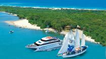 Gold Coast Tall Ship Cruise to South Stradbroke Island, Gold Coast, Day Cruises