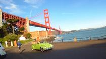 3 Hour Self-Guided Tour of San Francisco in a Classic VW Bug