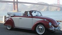 3 Hour Self-Guided Tour of San Francisco in a Classic VW Bug, San Francisco, Hop-on Hop-off Tours