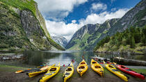 Private Tour: Kayaking in the UNESCO Neroyfjord and Flam, Bergen, Private Sightseeing Tours