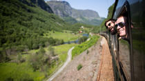 Private tour: The famous Flåmsbana railway, Gudvangen and Stegastein from Bergen, Bergen, Private ...