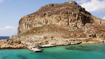 Crete: The pirate kingdom of Gramvousa, Self-Guided audio tour, Chania, Audio Guided Tours