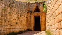 Mycenae: in the bath with Clytemnestra, Self-Guided mobile tour