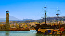 Rethymno: between East and West self-guided mobile tour, Crete, Self-guided Tours & Rentals
