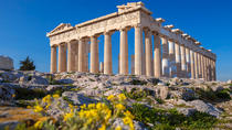 The Acropolis Museum and the Parthenon through the years self-guided mobile tour, Athens,...