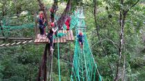 Adventure Park High Ropes Course from Puntarenas, Puntarenas, Eco Tours