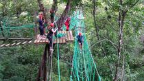 High Ropes Tour at Adventure Park from La Fortuna, La Fortuna, Obstacle Courses