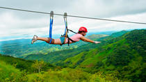 Superman Zipline Tour from San Jose, San Jose, Ziplines