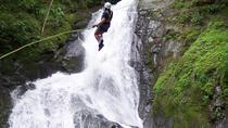 Waterfall Zipline Tour from Puntarenas