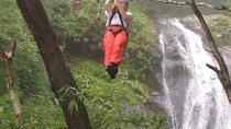 Zipline Tour from La Fortuna: 25 Cables Over 11 Waterfalls, La Fortuna, Ziplines