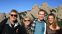 Montserrat Monastery and Natural Park Tour from Barcelona, Barcelona, 4WD, ATV & Off-Road Tours